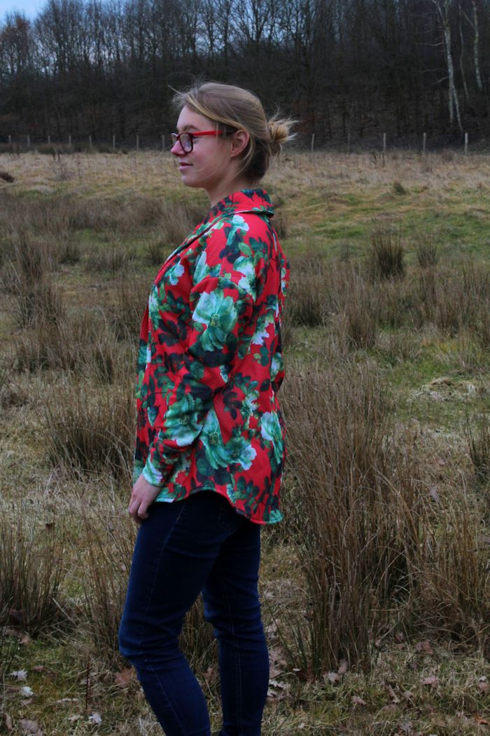 Sora Sweater by Sewingridd