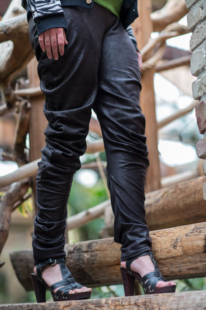 Jungle fever pants & bomber by Sewingridd