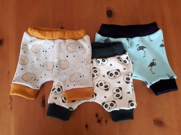 Goede De voor- en nadelen aan het naaien van 56 babybroekjes – Sewingridd HB-62