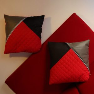 Cushions sewn and designed by Sewingridd