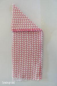 Tutorial on how to sew flat felled seams (flatlock) by Sewingridd